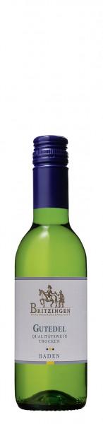 Britzinger Gutedel Qualitätswein trocken 0,25 l