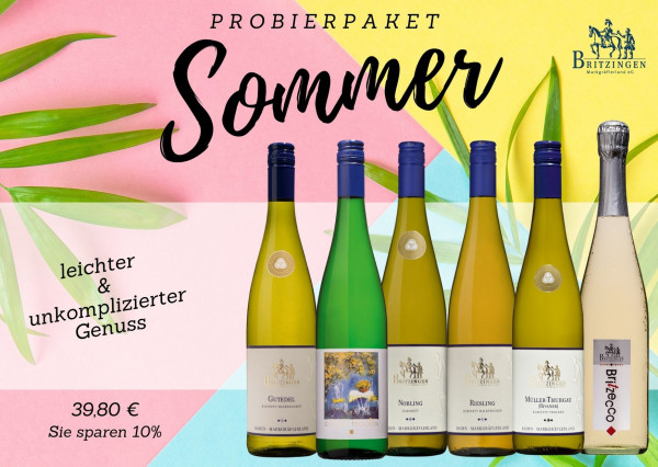 Probierpaket Sommer