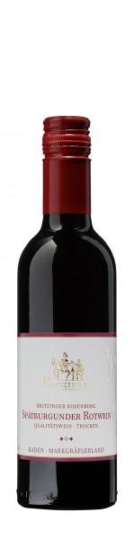 Spätburgunder Rotwein QbA trocken 0,375l