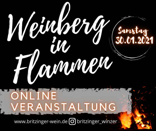Probierpaket Weinberg in Flammen 2021 @HOME